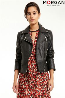 Leather Jackets For Women | Soft Leather Jackets | Next UK