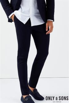 Only & Sons Skinny Trousers
