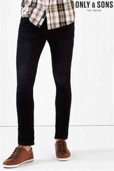 Only & Sons Slim Leg Jeans