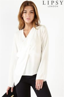 Lipsy Asymmetrical Blouse