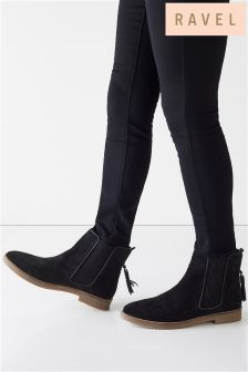 Ravel Suede Ankle Boots