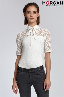 Morgan Lace Blouse