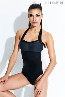 Elle Sport Colour Block Swimsuit