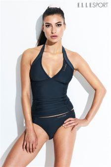 Elle Sport Halter Neck Swimsuit