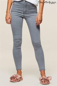 Miss Selfridge Super High Waist Steffi Skinny Jeans