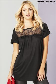 Vero Moda Lace Detail Blouse