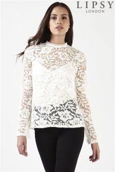 Lace Shirts & Blouses | Lace Tops | Next Official Site