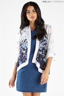 Mela London Butterfly Fade Kimono