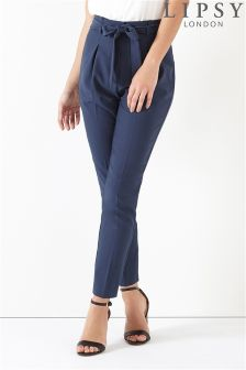 Lipsy Tie Front Trousers
