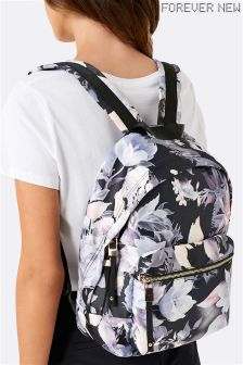 Forever New Satin Backpack
