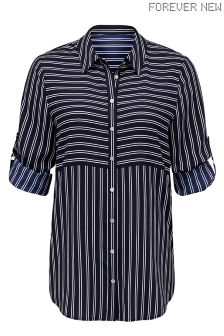 Forever New Stripe Shirt