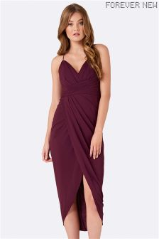 Forever New Drape Maxi Dress