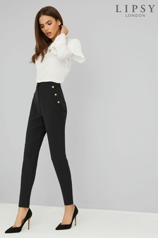 Lipsy Tailored Military Trousers