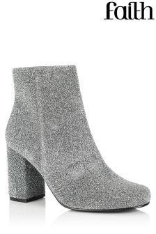 Faith Glittery Boots