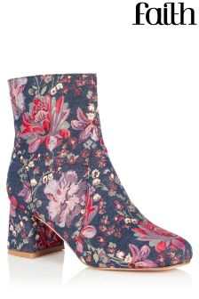 Faith Jacquard Boots