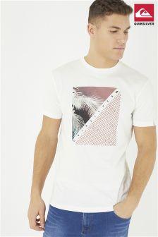 Quiksilver Classic Coast Lines T-Shirt