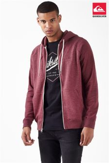Quiksilver Zip Up Hoody
