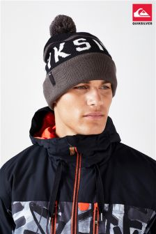 Quiksilver Summit Snow Ski Beanie Hat