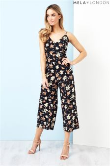 Mela London Culotte Jumpsuit
