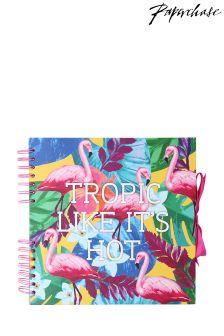 Paperchase Tropic Scrap Book