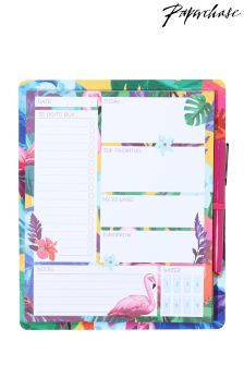 Paperchase Daily Desk Pad