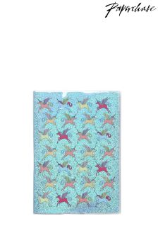 Paperchase Unicors Glitter Notebook