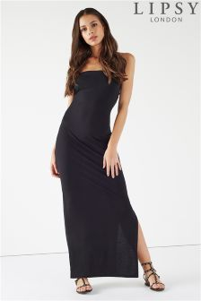Lipsy Bandeau Maxi Dress
