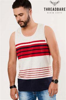 Threadbare Stripe Vest