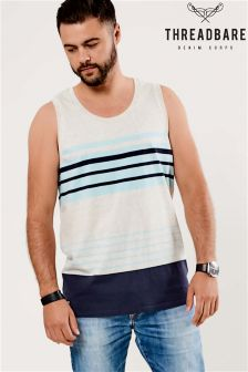 Threadbare Stripe Vest