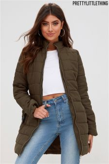 Buy Women's coats and jackets Jackets Green Casual from the Next ...
