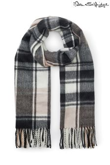 Miss Selfridge Check Scarf