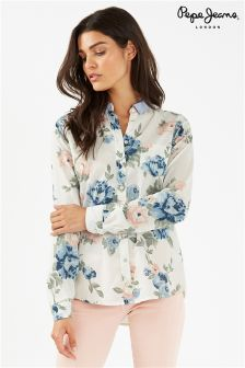 Pepe Jeans Floral Shirt