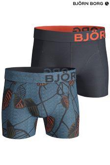 Bjorn Borg Sammy Shorts Pack Of 2