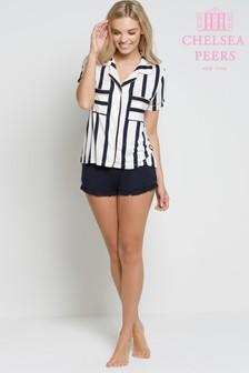 Chelsea Peers Dye Shorts Pyjamas Set