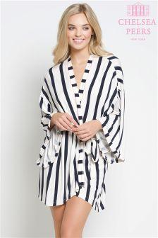 Chelsea Peers Stripe Robe