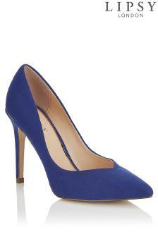 Lipsy Gold Heel Detail Court