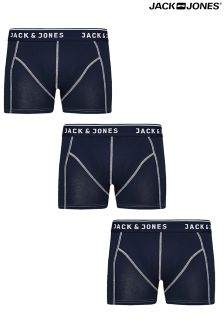 Jack & Jones Bristol Trunks Pack Of 3