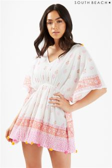 South Beach Print Kaftan