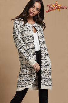 Joe Browns Chunky Open Knit Cardigan