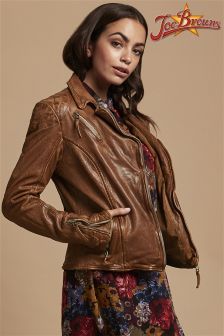 Joe Browns Signature Leather Jacket