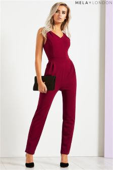 Mela London Structured Jumpsuit