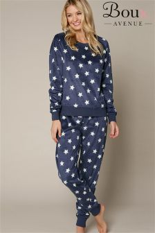 Boux Avenue Star Print Pyjama Set