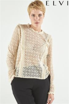 Elvi Lace Top