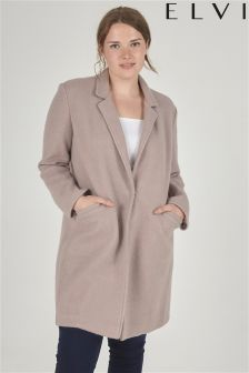 Elvi Boyfriend Coat