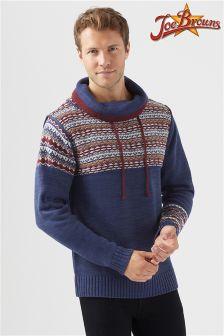 Joe Browns Funnel Neck Sweatshirt