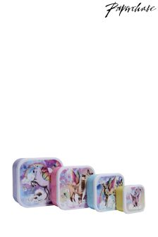 Paperchase Magical Creatures Snack Boxes