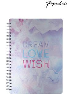 Paperchase Flyaway A4 Daily Planner