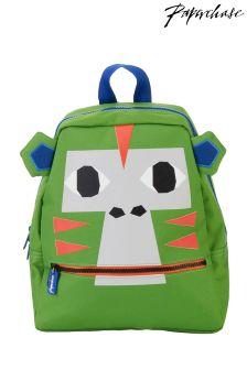 Paperchase Monkey Print Mini Backpack