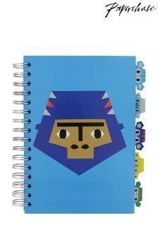 Paperchase A5 Monkey Notebook