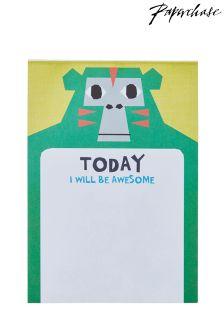 Paperchase Plan & Accomplish Pad